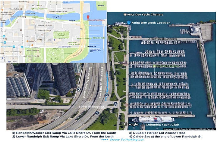 ChicagoCruiseEvents.com:  Summer & Fall Sunset Cruises 2021 image