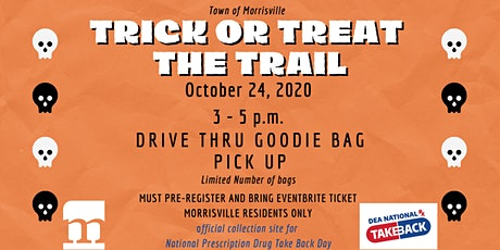 Trick or Treat the Trail tickets