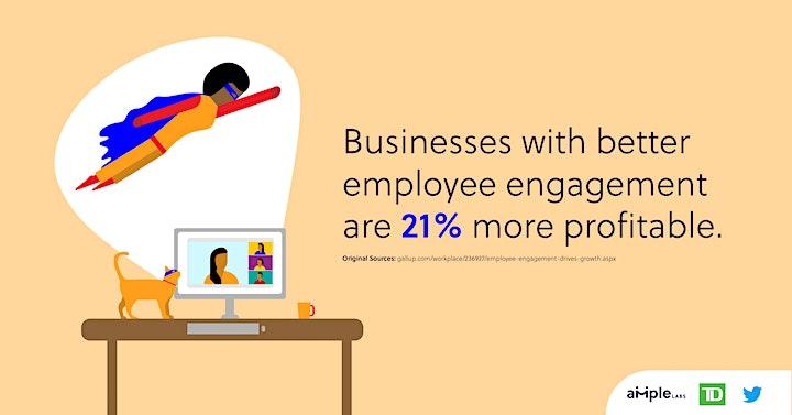 Engaging Employees via Skills-based Virtual Volunteering: Twitter x TD Bank image