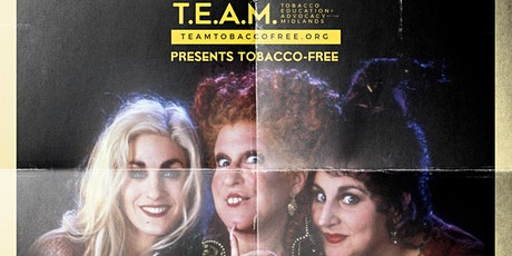 T.E.A.M. Presents Hocus Pocus Outdoor Movie Night tickets