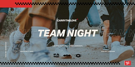 Carry The Love:  Chicago Team Night
