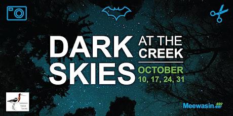 Dark Skies at the Creek - Astrophotography Presentation tickets