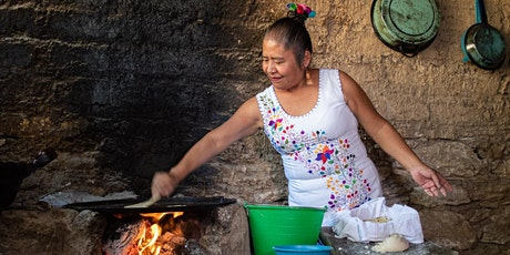 Cocineras tradicionales de Michoacán entradas