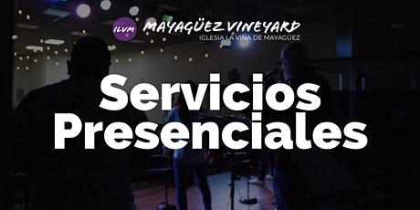 Servicio Dominical - 25 de octubre de 2020 entradas