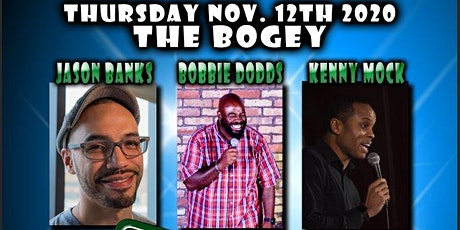 Comedy Night at The Bogey tickets