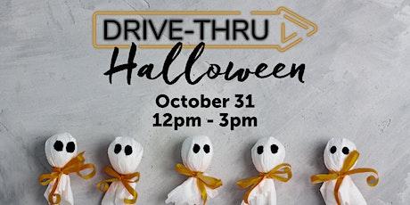 Drive-Thru Halloween tickets