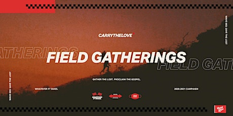 Carry The Love:  Raleigh Field Gathering