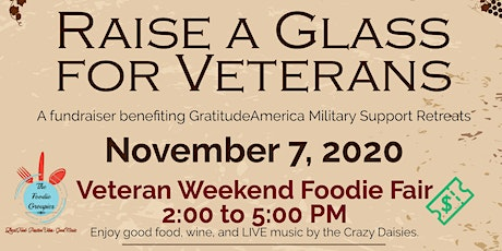 Veteran's Weekend Foodie Fair tickets