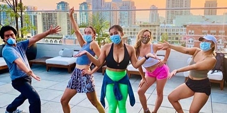 Hip Hop Cardio on the Rooftop at Andaz San Diego! tickets
