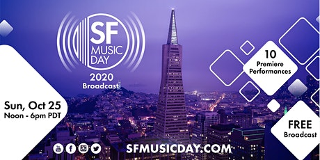 SF Music Day 2020 Broadcast tickets