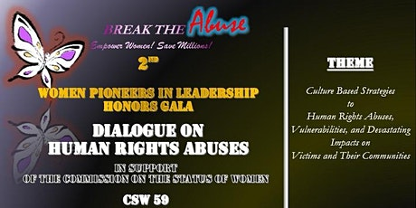 Women Pioneers in Leadership Dialogue & Honors tickets