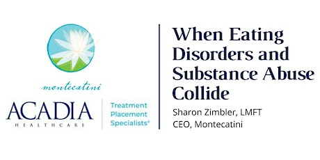 When Eating Disorders and Substance Abuse Collide tickets