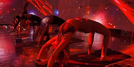 Digital Immersive Yoga tickets
