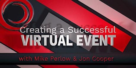 Creating A Successful Virtual Event, Encore Presentation tickets