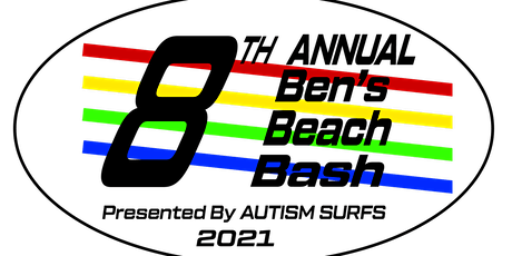 8th Annual Ben's Beach Bash presented by Autism Surfs tickets