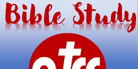 1 John Bible Study tickets