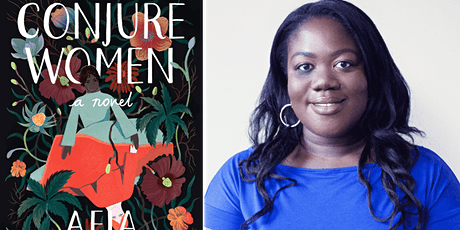 Meet the Author: Afia Atakora tickets