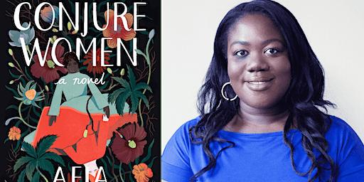 Meet the Author: Afia Atakora