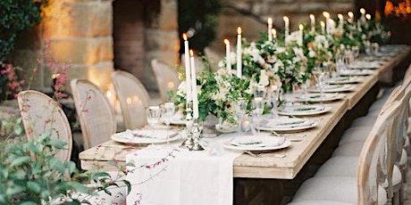 Vincent Peach x Royers Garden Party Dinner tickets