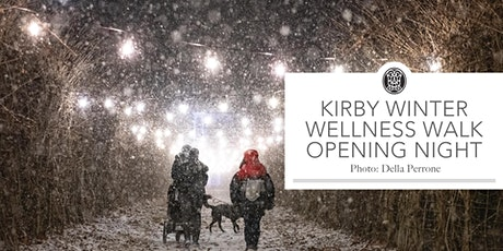 Kirby Winter Wellness Walk Opening Night tickets