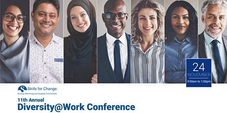 11th Annual Diversity@Work Conference tickets