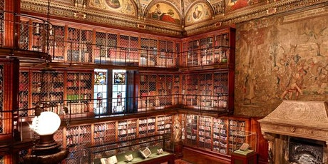 Teacher Open House at The Morgan Library & Museum tickets