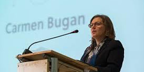 Author Visit with Carmen Bugan, Ph.D. author of  Burying the Typewriter tickets