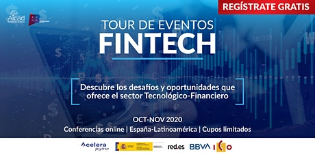 TOUR DE EVENTOS FINTECH - AICAD BUSINESS SCHOOL entradas