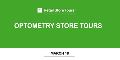 Retail Store Tours: Optometry Store Tours tickets