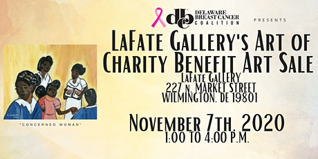 LaFate Gallery's Art of Charity Benefit Art Sale tickets