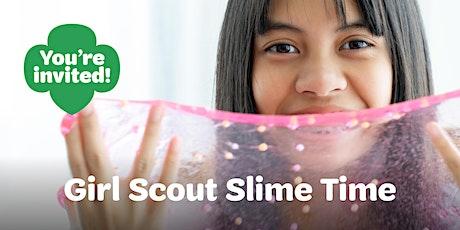Girl Scout Slime Time Sign-Up Event-Stewartville tickets