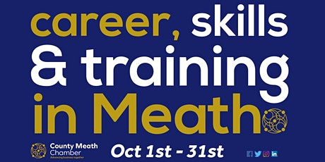County Meath Careers Expo 2020 (ONLINE from 1st-31st October) tickets