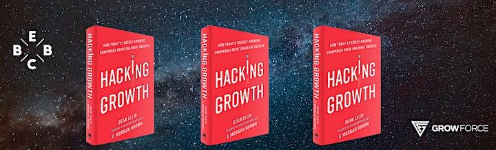 EBBC X Sean Ellis - Hacking Growth image