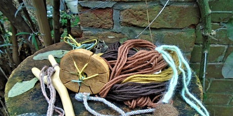Family course: Dyeing, felting and braiding at Bra tickets