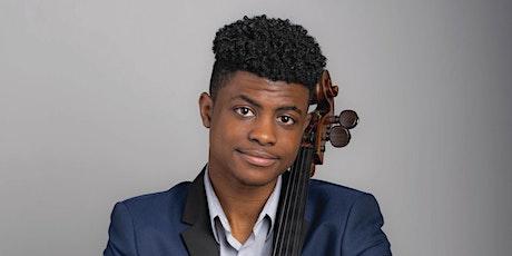 Cellist Sterling Elliott tickets