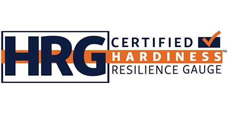 HRG Certification Hardiness Resilience Gauge Online tickets