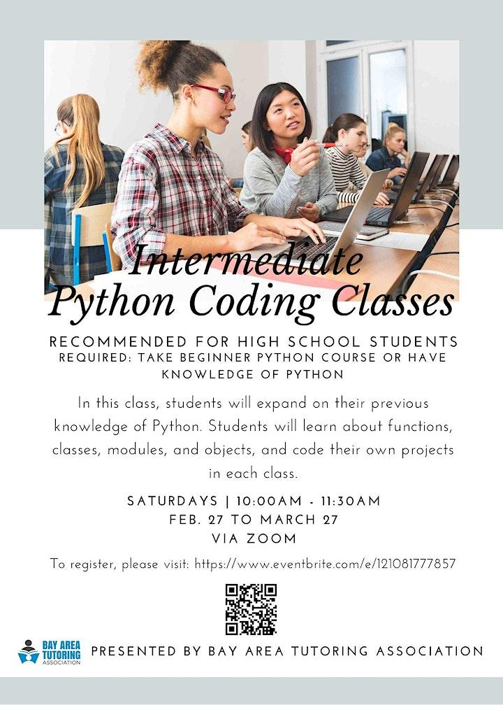 Intermediate Python Classes image