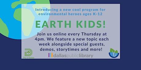 Earth Kids! ingressos