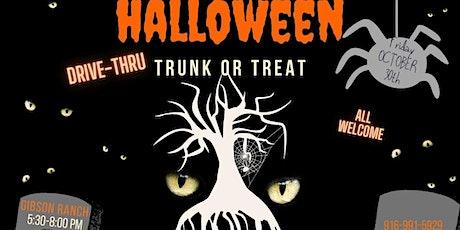 Halloween Trunk-or-Treat: Drive-Thru! tickets