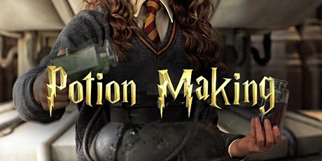60min Hogwarts Harry Potter Potion Making Class @11AM (Ages 5+) tickets