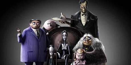 QUANTICO - Movie: Addams Family (2019) tickets