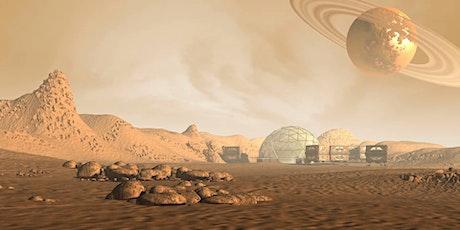 Mars University Seminar: Robotics and Exploration tickets
