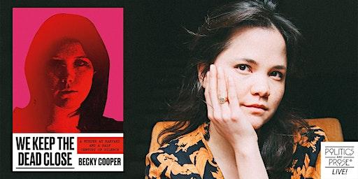 Becky Cooper True Crime Book Discussion