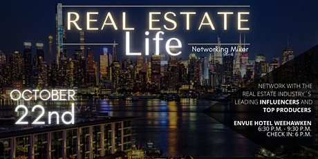 Real Estate Life- Networking Mixer tickets