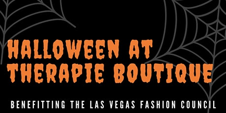 Halloween at Therapie Boutique tickets
