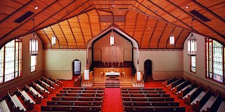 Sunday Worship Service  November 1, 2020 (Anniversary Sunday)