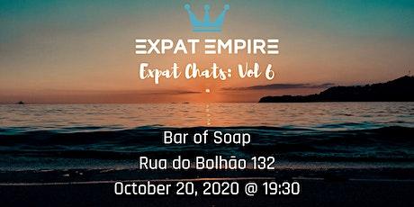 Expat Chats: Vol 6 bilhetes