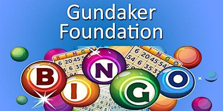Gundaker Foundation ZOOM BINGO - November 10, 2020 tickets
