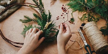 Christmas Wreath Workshop II tickets