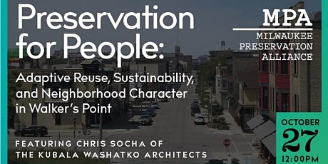 Preservation for People tickets